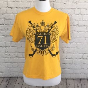 Moving Sale! Pittsburgh Penguins Malkin T-shirt